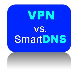VPN_vs_Smartdns