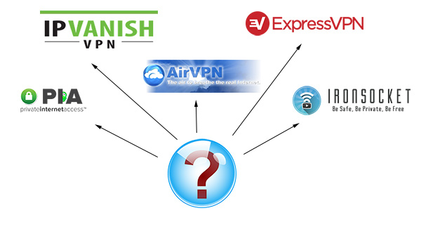 How to pick a good VPN provider