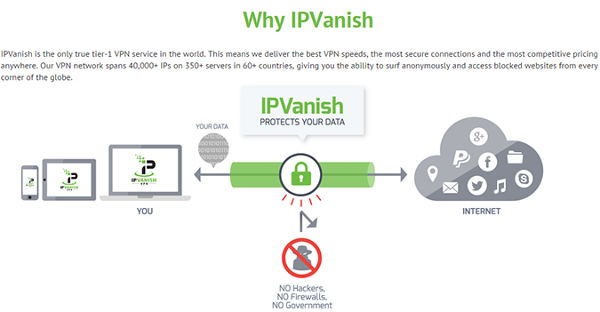 ipvanish-features