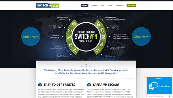 SwitchVPN Review