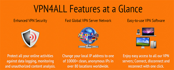vpn4all-features