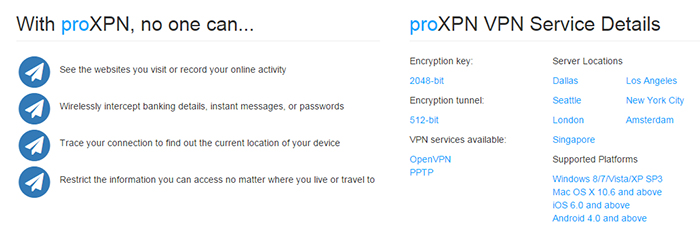 proxpn-features