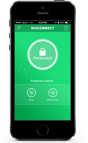 disconnect-app