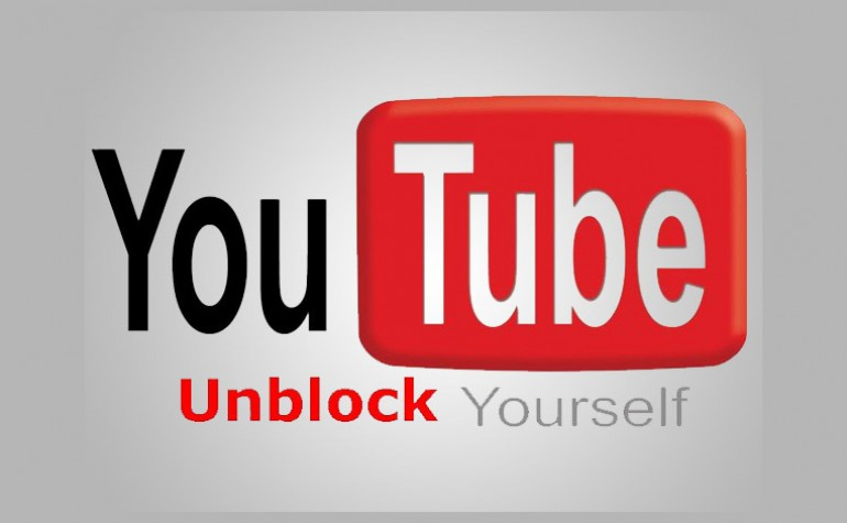 Accessing YouTube from countries where it has been blocked