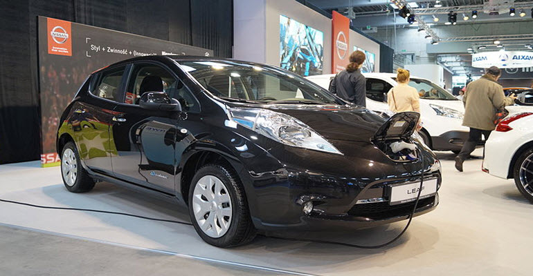 A Faulty NissanConnect App May Make the Leaf Vulnerable to Hackers