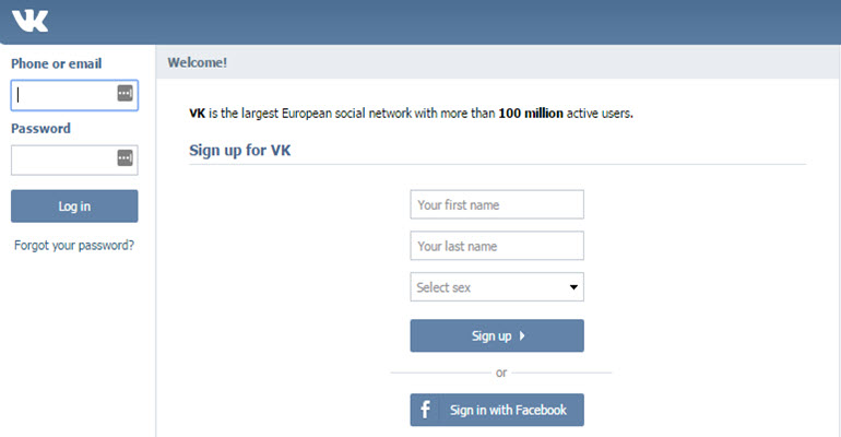 Hacking Goes on as 100 Million VK Accounts Up For Sale on Dark Web