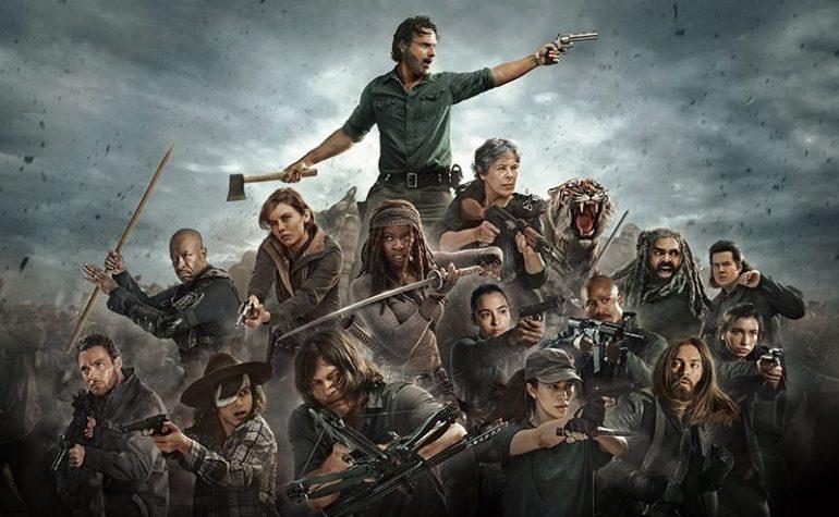 How to watch The Walking Dead Season 8 on Kodi, PlayStation Vue or SlingTV
