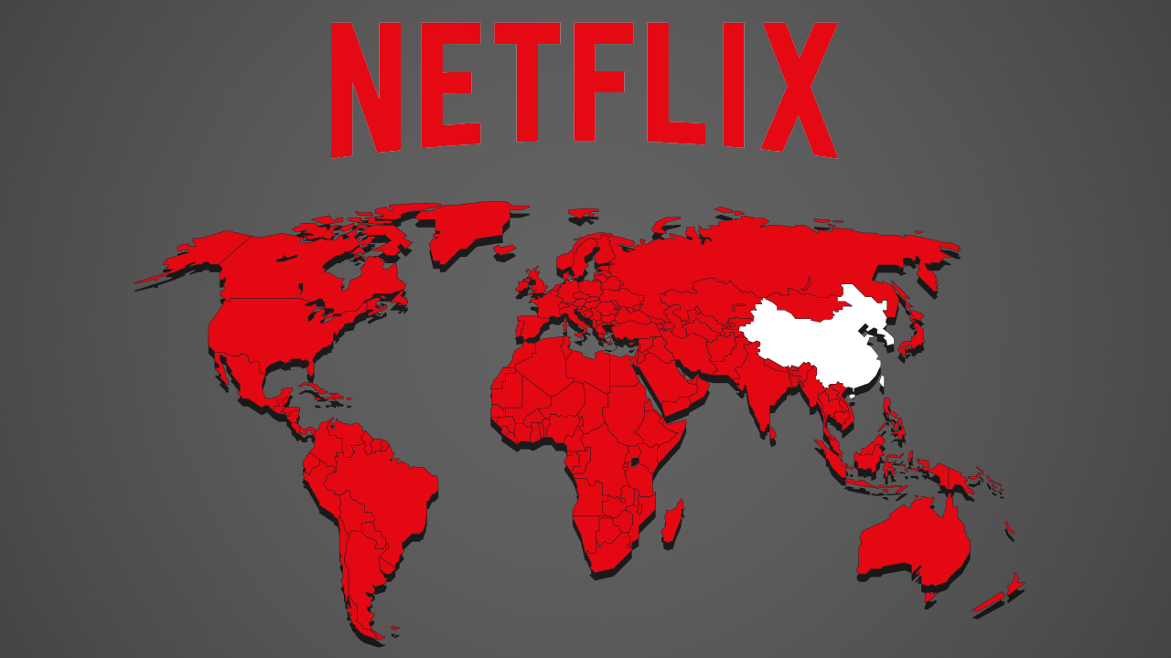 watch netflix in china