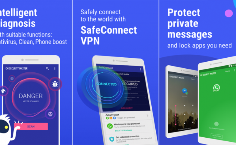 CM Security Master Review: Free Android Security Suite with VPN