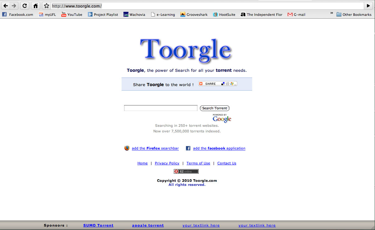 toorgle alternatives