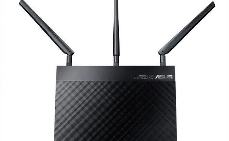 """Asus RT-N66U """"Dark Night"""" Dual-band Gigabit Router Review"""
