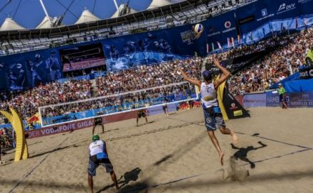 How to watch Beach Volleyball World Championships Live online
